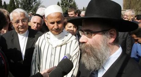 """Le recteur de la mosquée de Lille dénonce les """"amalgames"""" du rabbin Elie Dahan"""