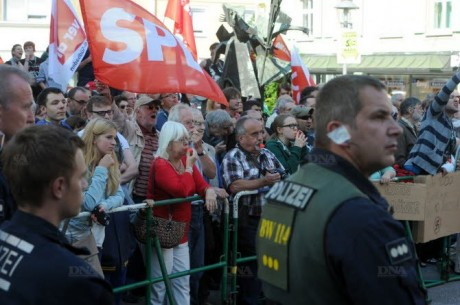 Les néos-nazis du NPD inaudibles à Offenbourg [DNA]