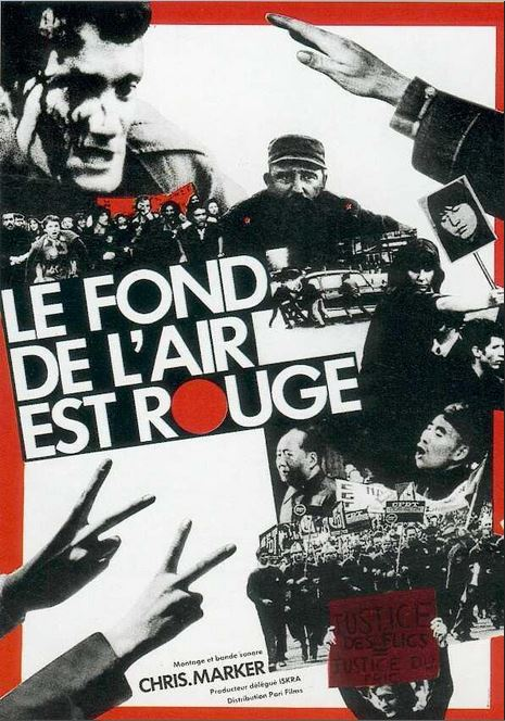 Chris Marker, « Le fond de l'air est rouge »