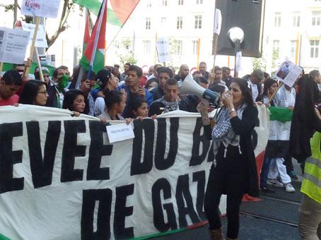 Gaza, Palestine par Réseau citoyen de St-Etienne