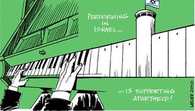 Dix raisons pour un boycott culturel d'Israël