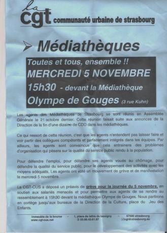 médiathèques