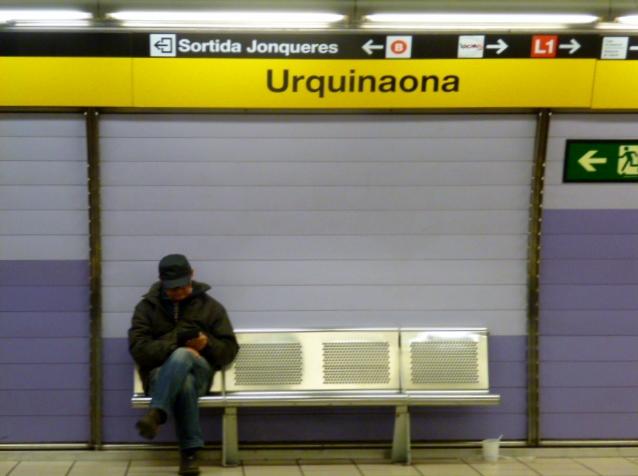 métro Barcelone 2