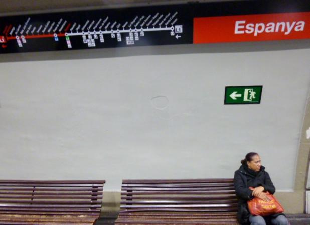 métro Barcelone 4