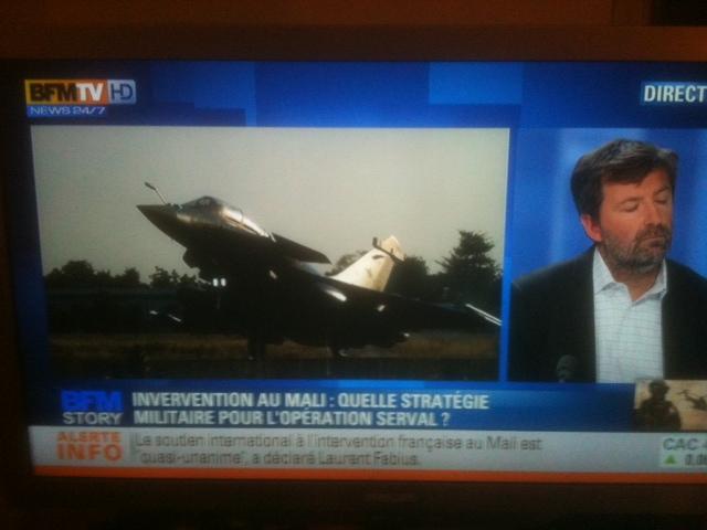 Articles et réflexions sur l'intervention militaire au Mali