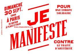 Pacte budgétaire: réunion publique le 25 septembre à 20h à Strasbourg