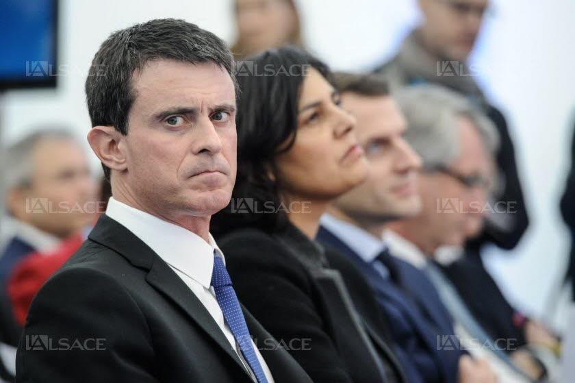 Valls-Macron-El Khomri hors de Mulhouse!