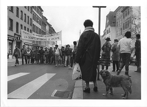La Marche pour l'égalité et contre le racisme « n'est pas assez entrée dans l'histoire »