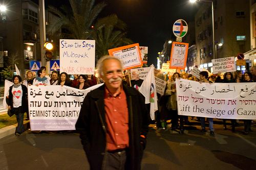 Le prix des Droits de l'Homme à Michel Warschawski pour son action au sein du Centre d'information alternatif de Jérusalem