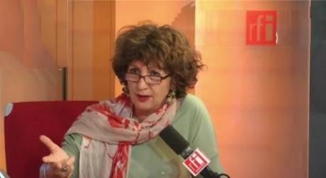 Michèle Sibony en Tunisie