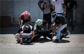 Deux Palestiniens tués à Ramallah le jour anniversaire de la Nakba