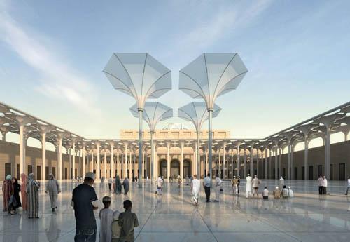 Oscar Niemeyer, l'Algérie et la mosquée révolutionnaire