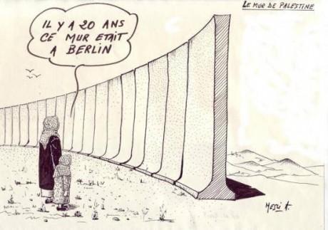 Démanteler le mur du Golan, par Michel Warschawski