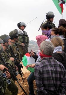 Résistance des villageois de Nabi Saleh