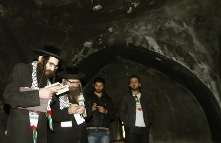 Rabbins antisionistes au Sud-Liban