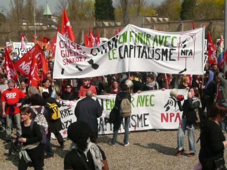 Des suites judiciaires pour une victime de la répression de la manifestation anti-Otan de Strasbourg?