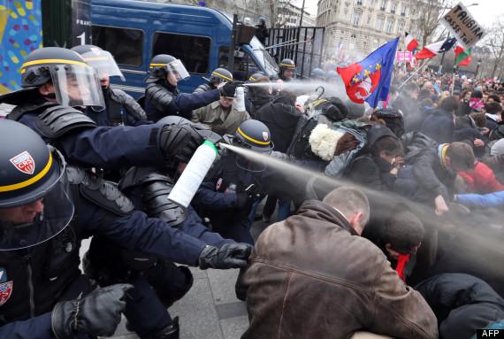 Filmer la police (ou la gendarmerie) qui vous filme