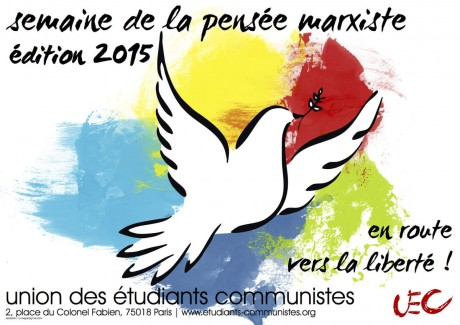 Semaine de la pensée marxiste 2015 (les vidéos)