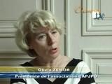 Olivia Zemor détenue par le Mossad