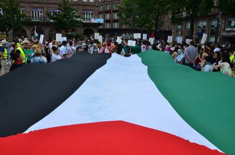 Palestine: Balfour, 100 ans de colonialisme, 100 ans de résistance