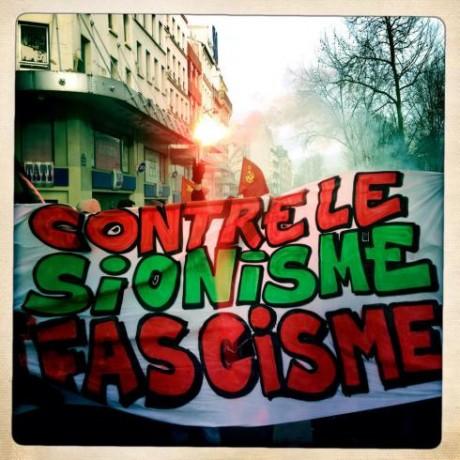 Convergence des luttes : antifascisme et antisionisme (Quartiers libres)
