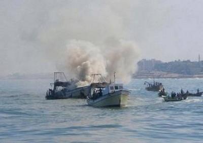 Israël tue un pêcheur palestinien