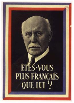 """Sachez reconnaître le """"corps français traditionnel"""""""