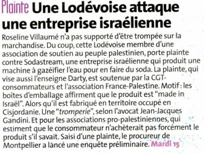 """""""La Gazette de Montpellier et Soda Club"""""""