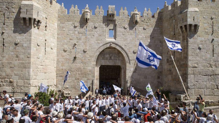 Israël n'est pas fasciste, mais il a toujours besoin du Monde pour le sauver de lui-même