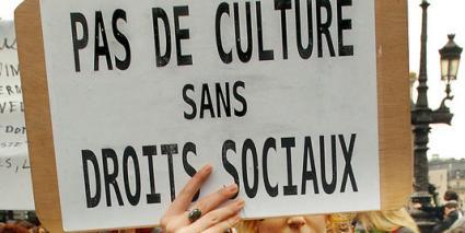 Appel: la construction culturelle en danger