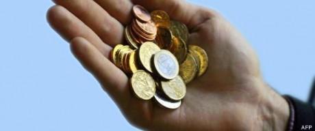 Supprimer les pièces de 1 et 2 cts, c'est augmenter les prix