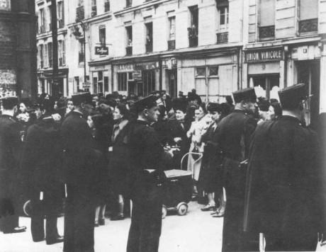 rafle juifs nov 1940