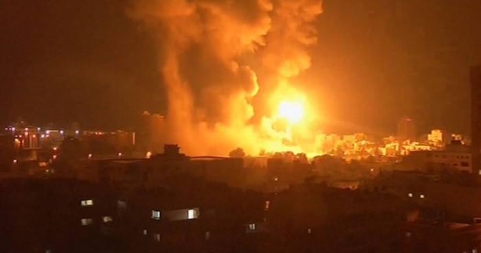 raid israélien 1 270815
