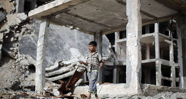 La reconstruction de Gaza au point mort