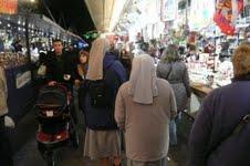 """""""À visage découvert Burqa : l'Etat de droit, aimez-le ou quittez-le !"""""""