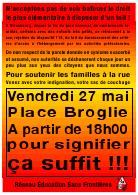 RESF 67:soutenir les familles à la rue