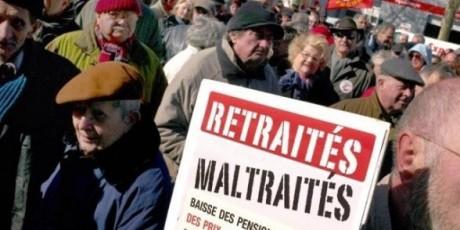 Communiqué UNIRS – Union Nationale Interprofessionnelle des Retraités Solidaires