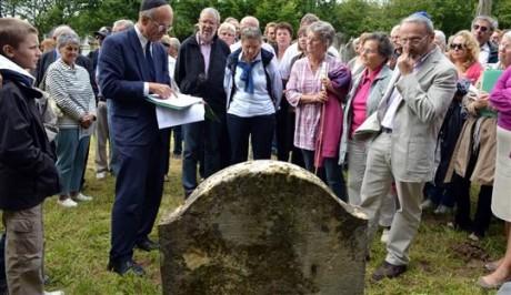 L'Alsace: Sur les traces de la communauté juive de Durmenach