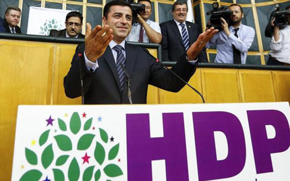 142 ans de prison requis contre S.Demirtas, coprésident du HDP