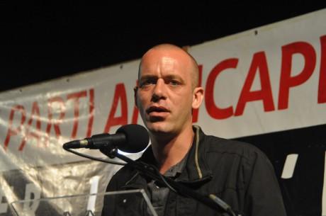 Salah Hamouri du Front populaire de libération de la Palestine