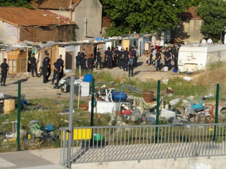 Roms/Marseille/expulsions