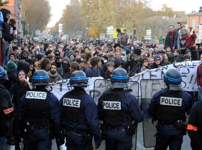 Manifestations à Toulouse : la fuite en avant d'un État assassin