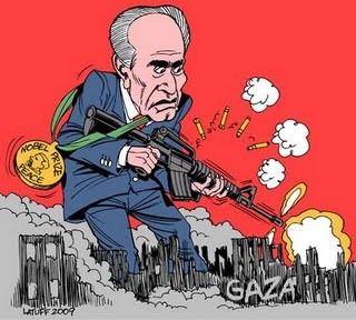 Un criminel de guerre israélien à Strasbourg…