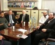 A Londres, la communauté juive protège les bâtiments musulmans