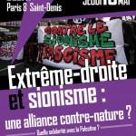 Une conférence sur sionisme et fascisme d'abord interdite à Paris 8 finalement autorisée