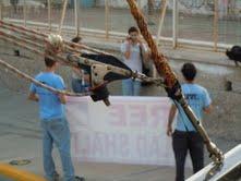 La flottille pour Gaza, ce n'est pas fini
