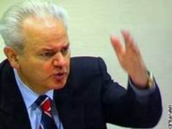 Petits arrangements entre amis serbe [Milosevic] et croate [Tudjman]