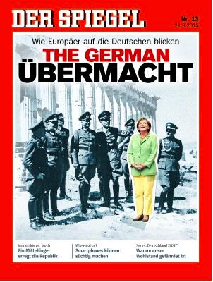 L'impérialisme européen de la chancelière allemande, par Michel Warschawski