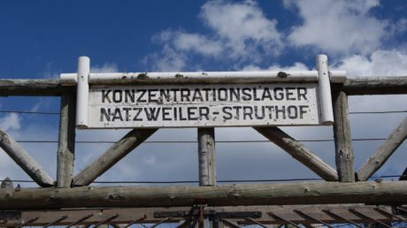 Lycée ORT: le système concentrationnaire du Struthof