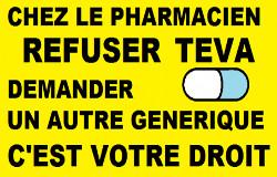 TEVA, j'en veux pas: tous solidaires de Richard à Metz le 24 janvier